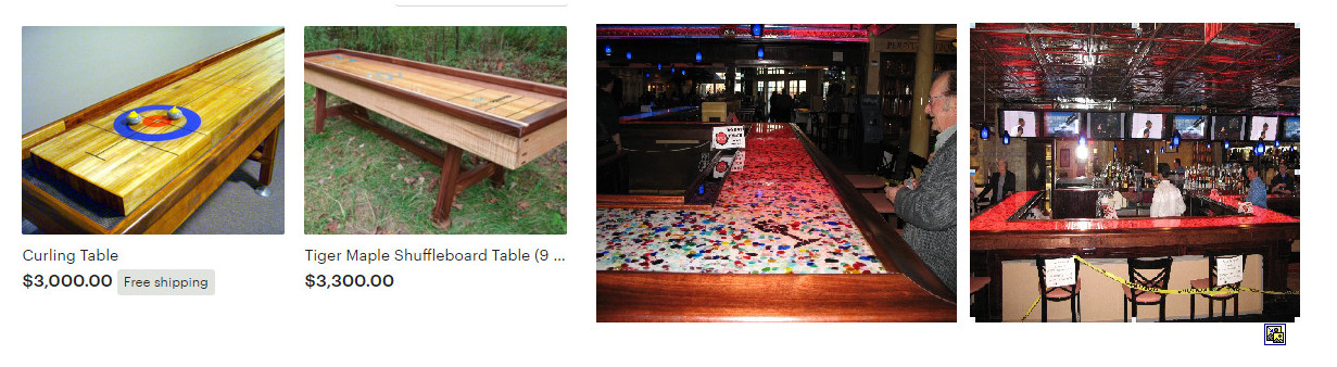 Bar Table Top COMMERICAL and DIY craft clear epoxy resin options