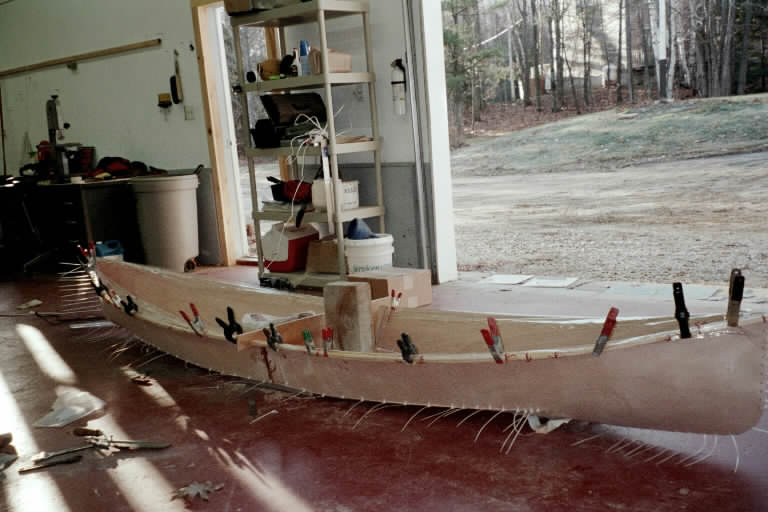 Epoxy Boat Building And Repair