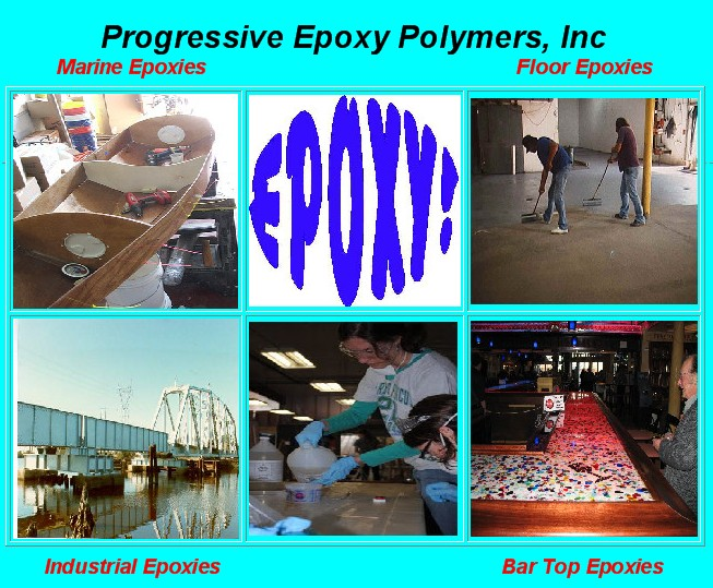 progressive epoxy polymers