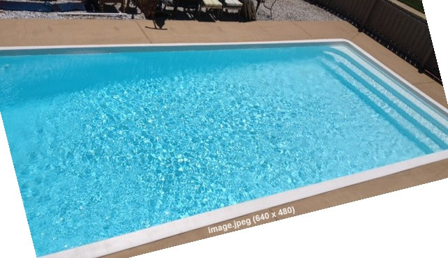 Swimming Pool Underwater Epoxy Repair 603-435-7199