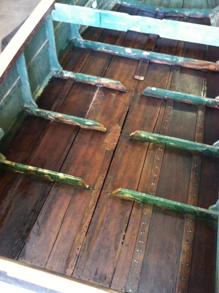 Epoxy Boat Restoration Repair Examples