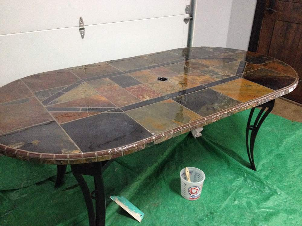 table top epoxy bio clear 810